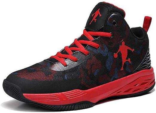 Zapatillas de baloncesto para hombre, zapatillas de baloncesto de ...