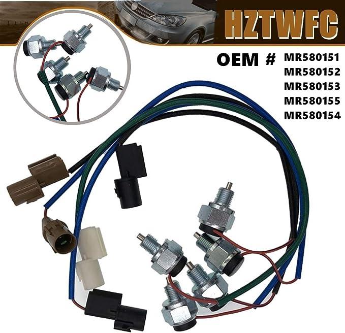 HZTWFC Interruptor de caja de transferencia de 5 piezas OEM ...