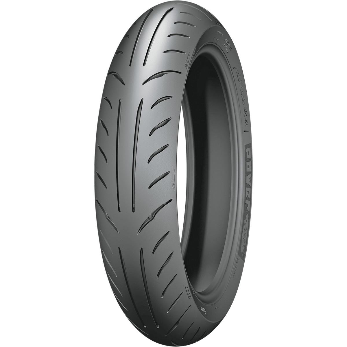 MICHELIN Power Pure SC Front Motorcycle Tire 120/70-13