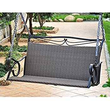 Pleasing Amazon Com International Caravan Valencia Resin Wicker Machost Co Dining Chair Design Ideas Machostcouk