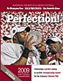 img - for Perfection! Alabama 2009 National Champions by Birmingham News Mobile Regsiter Huntsvil (2010-01-10) book / textbook / text book