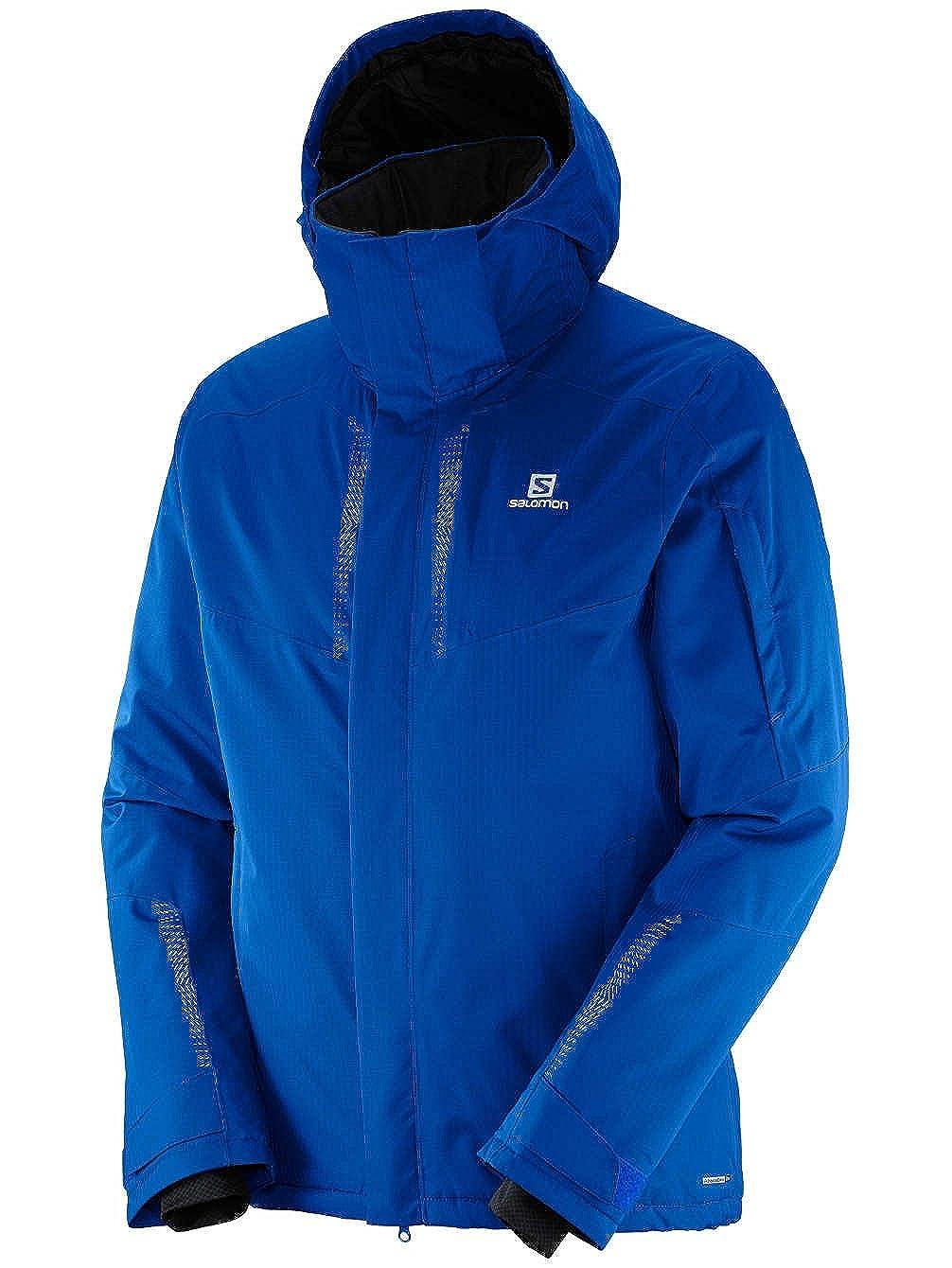 0eb3c7c6dc Salomon Stormspotter Ski Jacket Mens L38274100