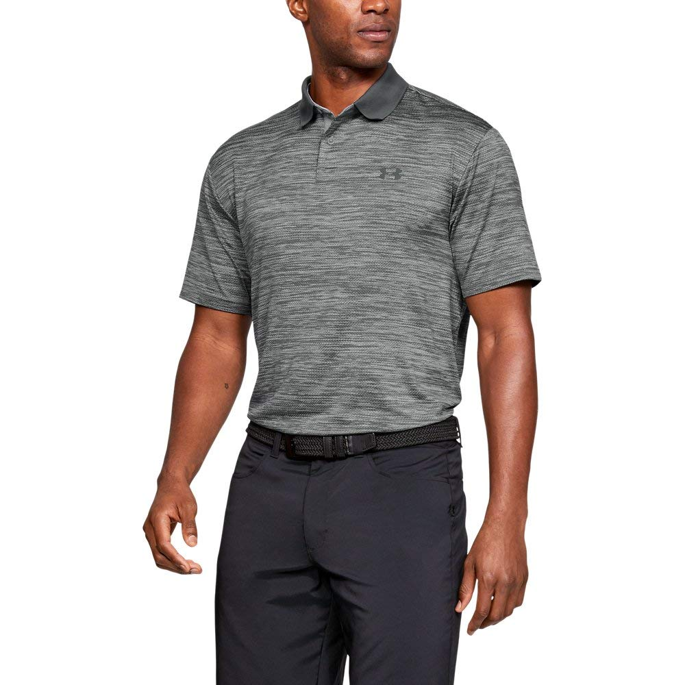 Under Armour Men's Performance Polo 2.0, Steel//Pitch Gray, 3X-Large by Under Armour (Image #1)