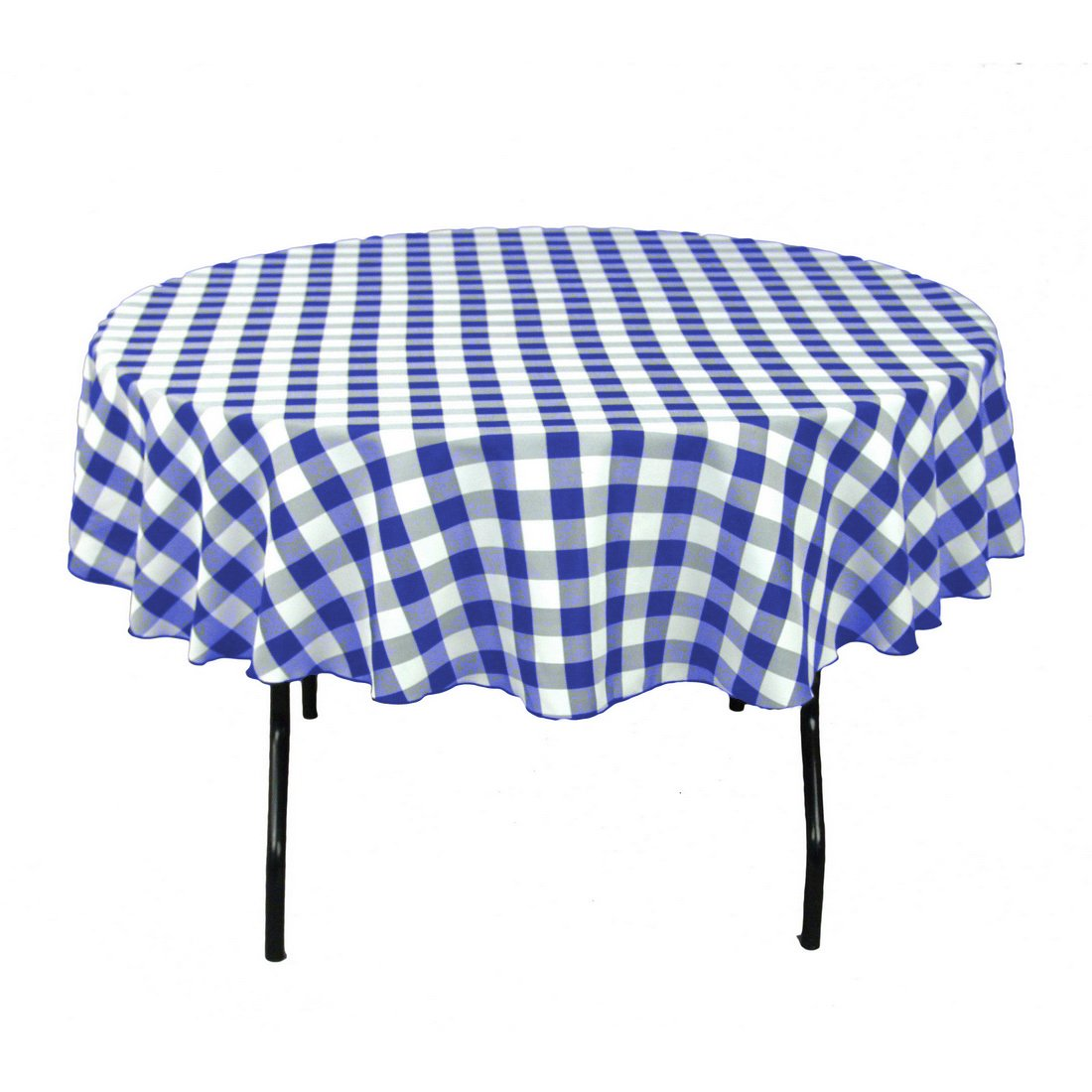 Amazon LinenTablecloth 70 Inch Round Polyester Tablecloth