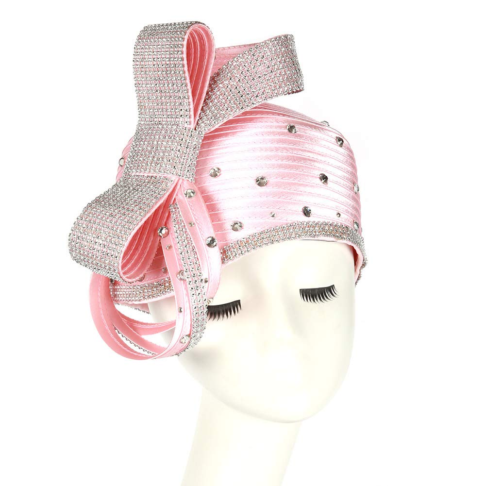 June's Young Women Hats Church Hats Special Occasion, Ceremony,Wedding, Party Hat