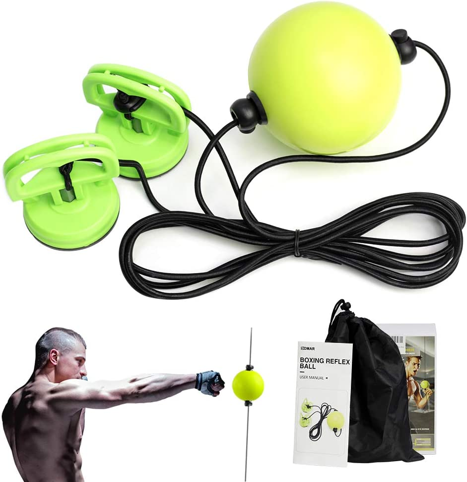 Speed Ball Boxing Punching Bag Double End Training Fitness Sports Equipments