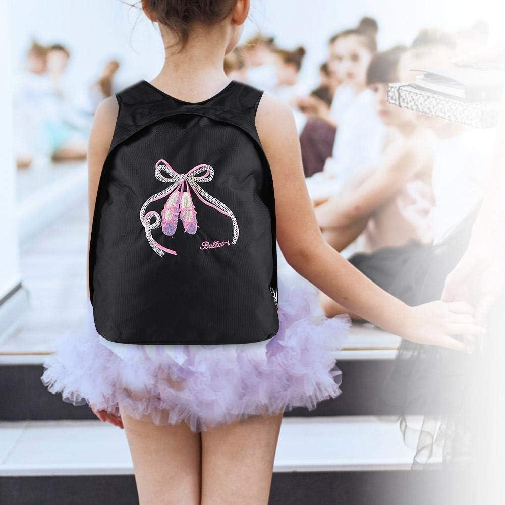 DEWIN Balletttasche Ballettrucksack M/ädchen Balletttanz Rucksack Kinder Schulter Sport Rei/ßverschlusstasche