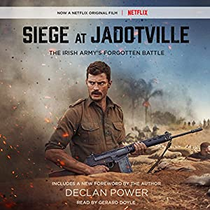 Siege at Jadotville Audiobook