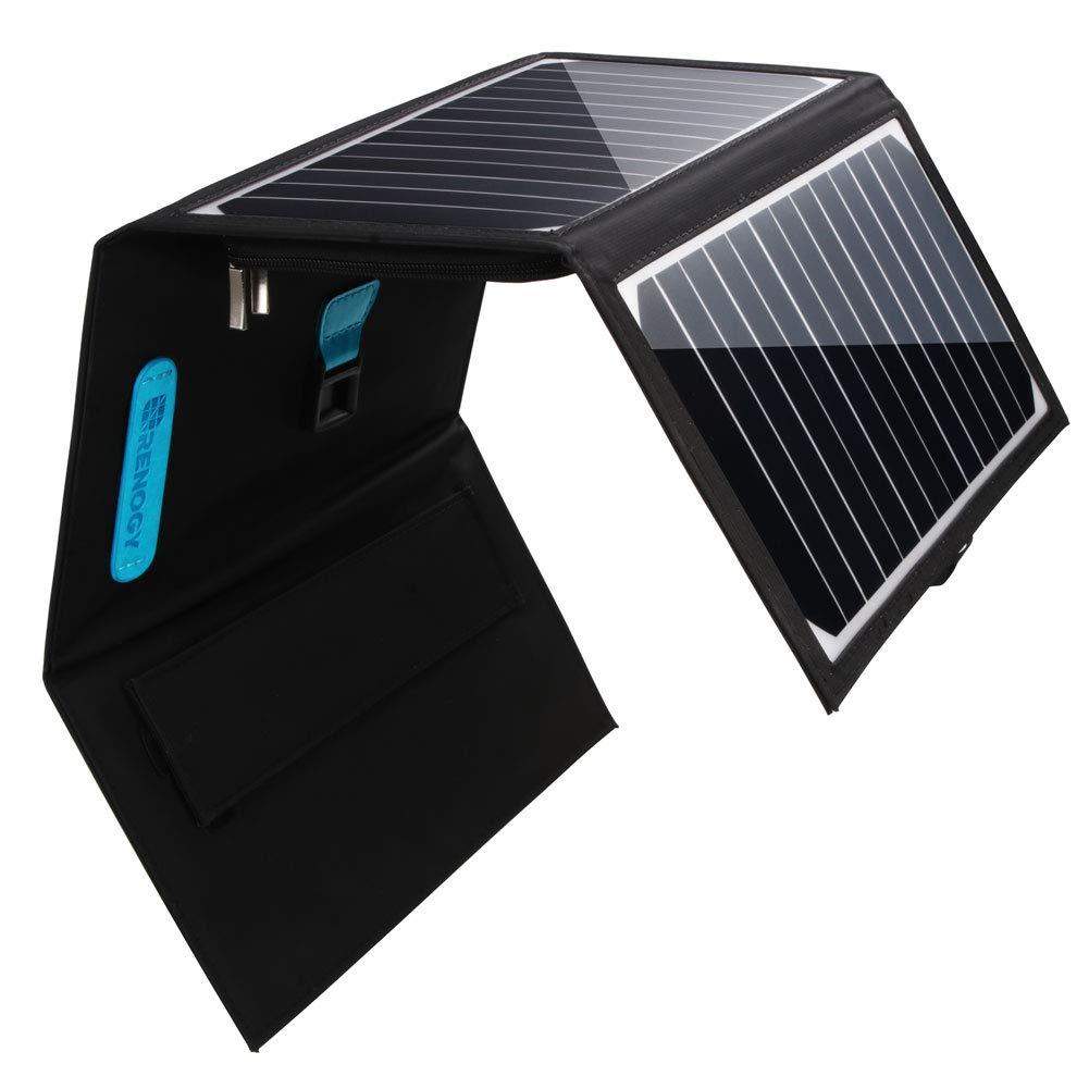 Cargador Solar Portatil de 30 Watts de Salida RENOGY