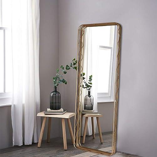 VVK Metal-Framed Full Length Mirror