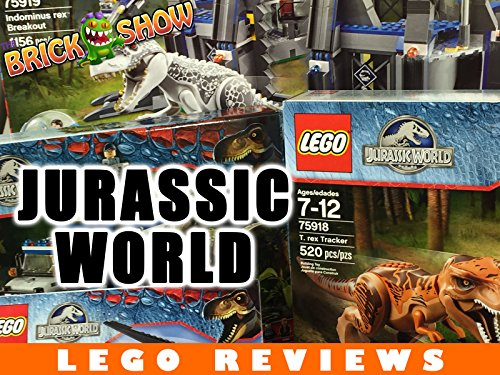jurassic world amazon prime