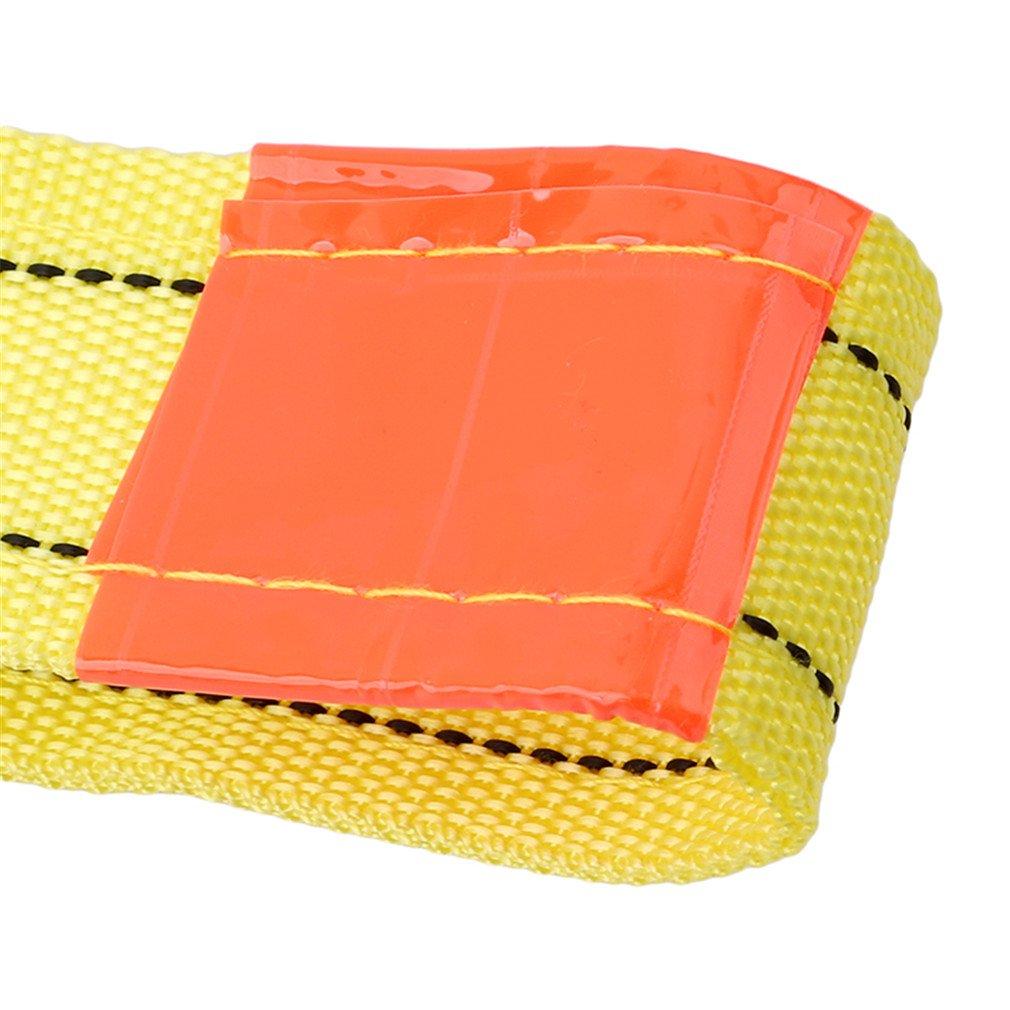 3 m Eagle Claw Hook Orange Nylon Yinew resistente corda traino capacit/à di rottura in lega di acciaio con ganci per tirare Cars