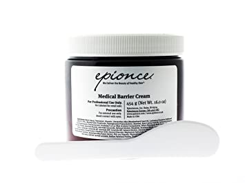 Amazon Com Epionce Pro Medical Barrier Cream With Spatula 16