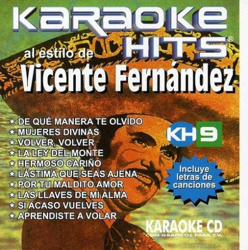 Karaoke Hits: Vicente Fernandez
