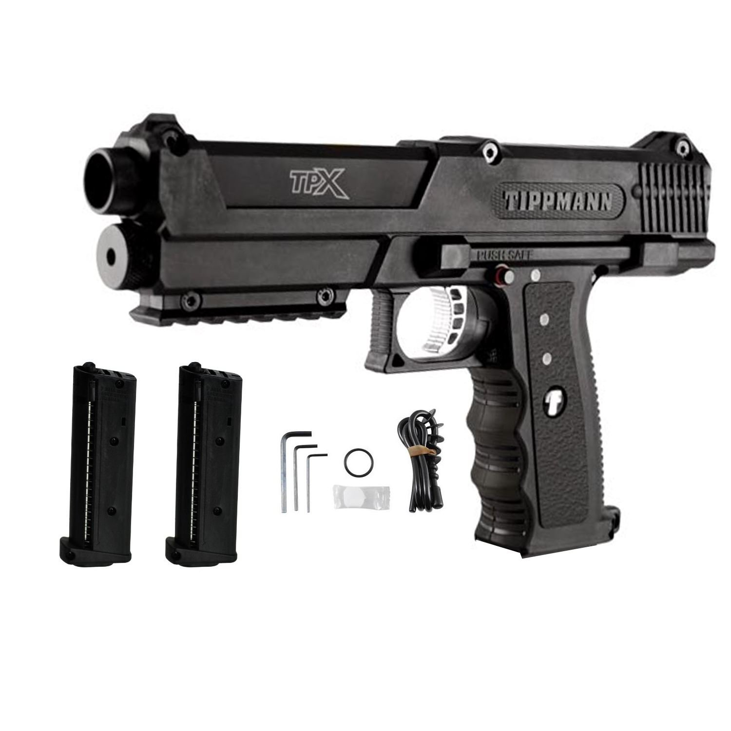 Tippmann TiPX .68 Caliber Paintball Pistol by Tippmann