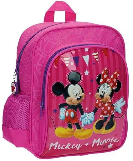 rechercher l'original prix incroyable vente discount Disney Mickey et Minnie Party Sac à Dos Enfant, 28 cm, 6,44 ...