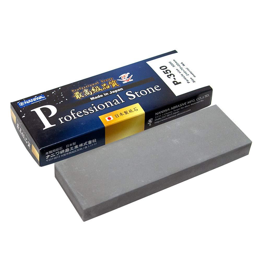 Sharpening stone [Professional Stone 5000 grit P-350] NANIWA Made in Japan