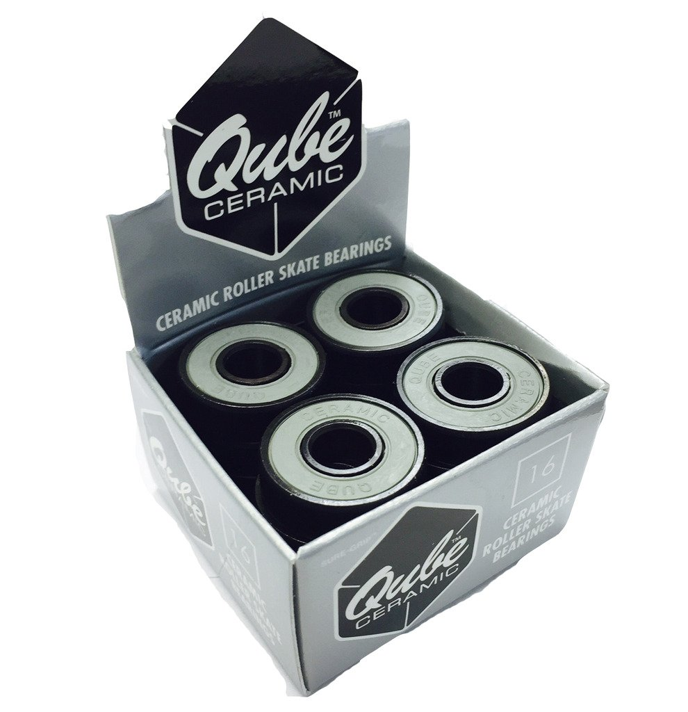 Sure-Grip QUBE Ceramic Bearings - 7mm boxed by Sure-Grip