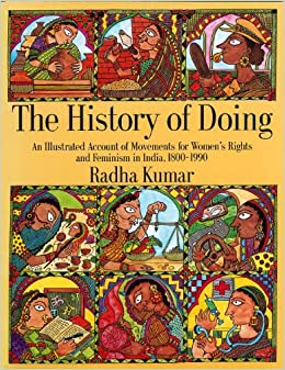 Book The History of Doing: The Women's Movement in India
