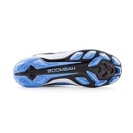 ea493d62b9b8d Amazon.com: Boombah Men's Catalyst Molded Cleats - 16 Color Options -  Multiple Sizes: Sports & Outdoors