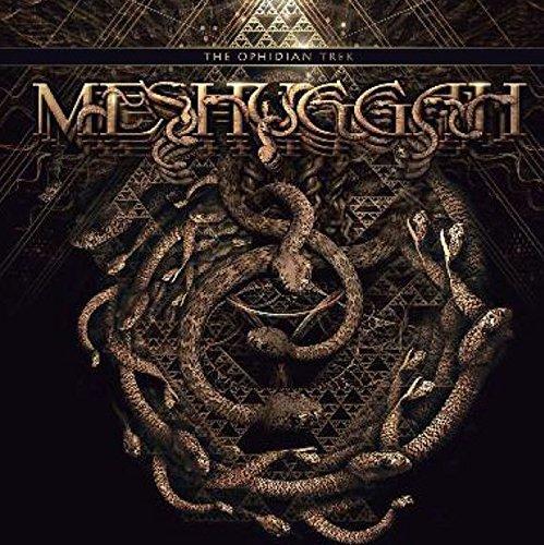 Meshuggah - Ophidian Trek (With DVD, 3PC)