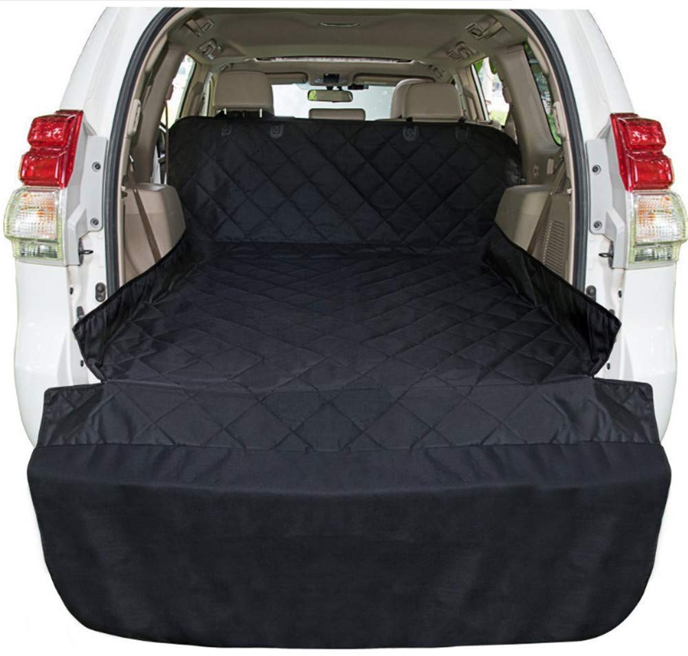 140cmx268cm Pet Waterproof Car Boot Predection,Car Boot Liner Predector Boot Cover,Pet Dog Back Seat Cover Mat,for Cars,Trucks,SUV,140Cmx268cm
