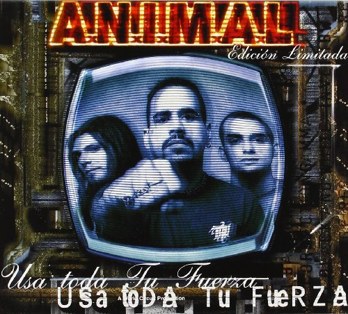 Price comparison product image Usa Toda Tu Fuerza by A.N.I.M.A.L. (1999-07-13)