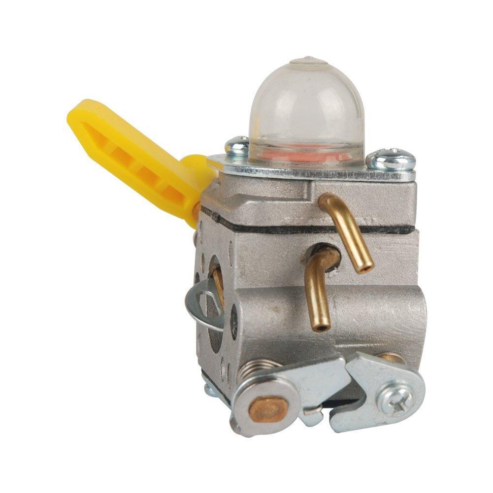 ouyfilters carburador Carb con junta C1U-H60 308054013 308054012 308054004 308054008 para 25 cc 26 cc 30 cc Ryobi Homelite desbrozadora cortador de ...