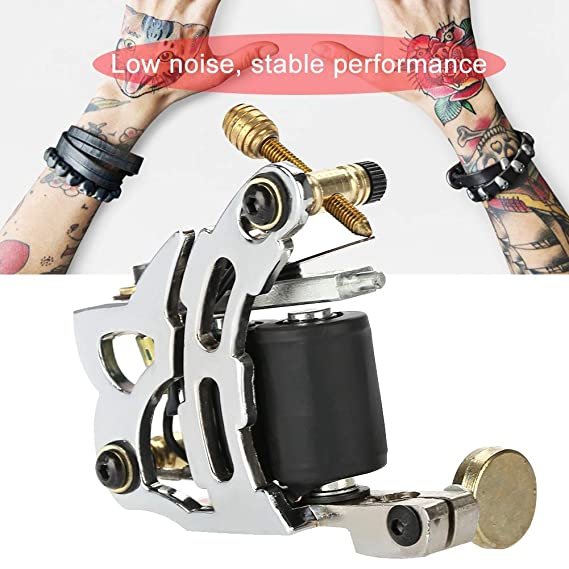 Tattoo Liner Machine, Golden Shader Coloring Forro cobre en ...