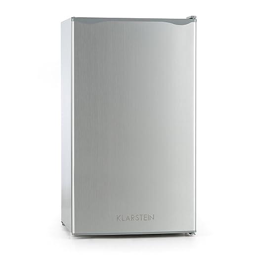 Klarstein Alleinversorger • Nevera • 90 L • 82 cm • Congelador 7 L ...