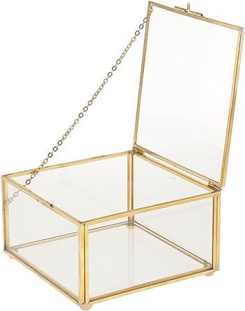 amazone magideal boite verre bijoux