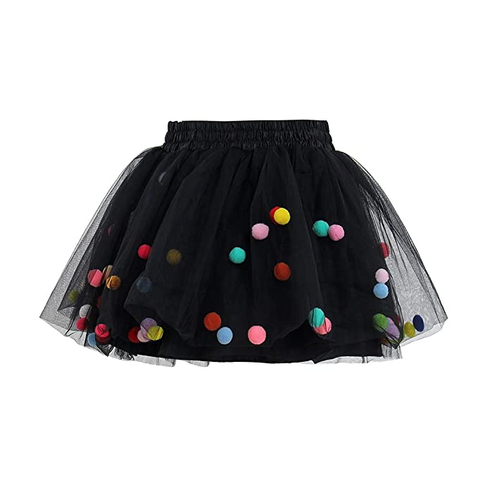Cocohot Gonna Tulle Bambina Danza 348d0a4f3e3