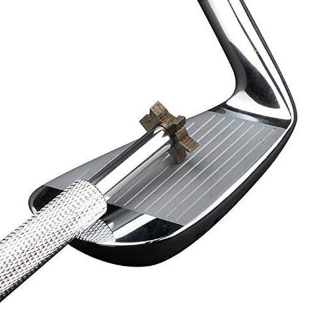 Mein HERZ 2 pz Cuchillo de Limpieza de Palos de Golf,Golf ...