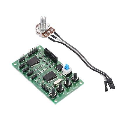 Amazon com: 2/4 Phase 4/5 Wire Stepper Motor Driver Control Board