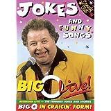 BIG O LIVE JOKES AND FUNNY SONGS DVD