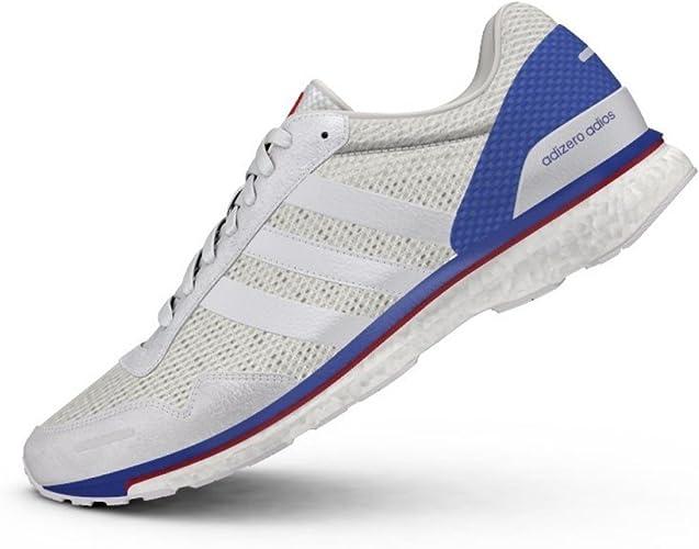 Adidas Adios Boost 03 Uomo A1, Blanc, 41 13 EU: