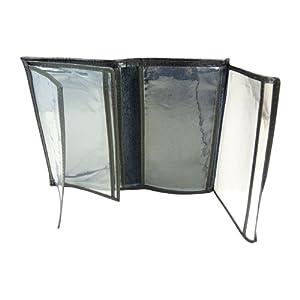 Pochette de protection, Etui Porte carte grise, assurance, permis en croute de cuir