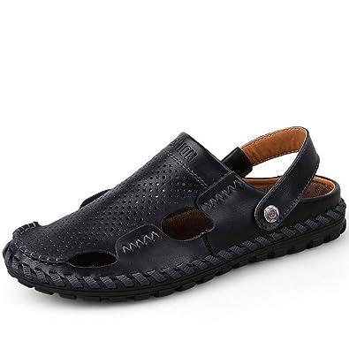 Sommer Schuhe Casual Sandalen Strand Herren SandalenAmazon Ledlfie l3uc5FKJ1T