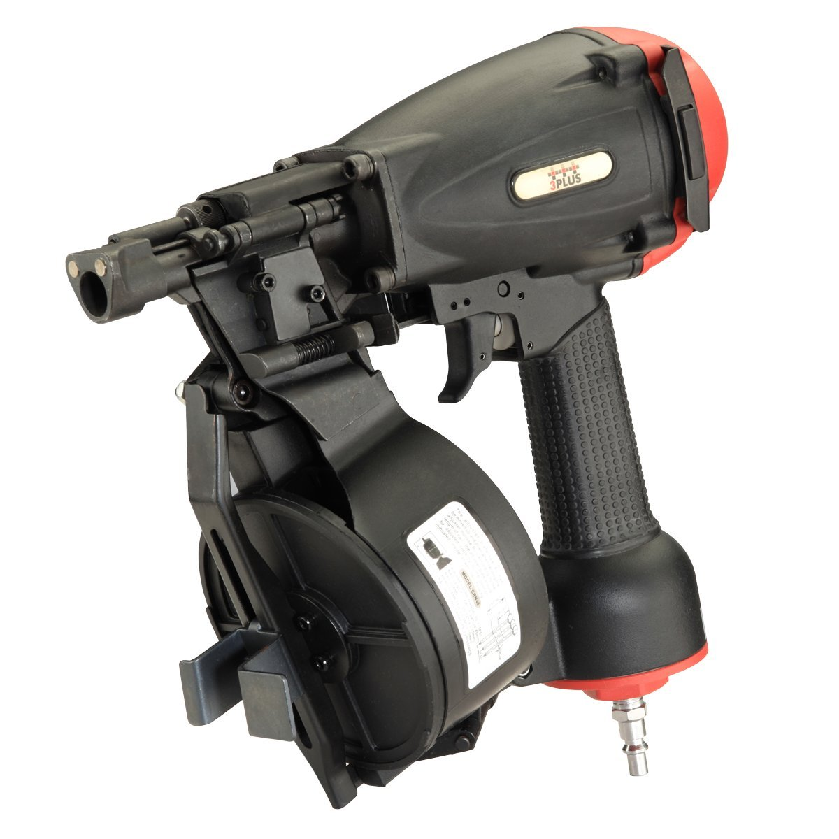 3PLUS HCN45SP 11 Gauge 15 Degree 3/4'' to 1-3/4'' Coil Roofing Nailer by 3PLUS (Image #3)