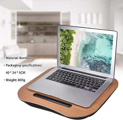 su-xuri Soporte De Almohadilla Mesa para Portátil Laptop Ordenador ...