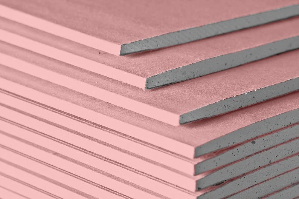 12.5mm 6x3 Square Edge Plasterboard 10 sheets per pack
