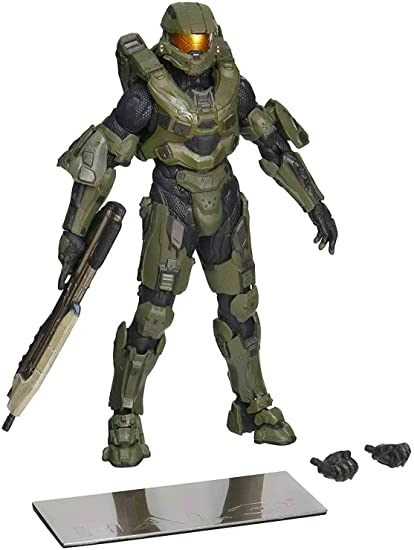 Amazon.com: Kotobukiya Halo: Master Chief (versión Halo 4 ...