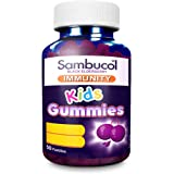 Sambucol Kids Immunity Gummies, 50ct