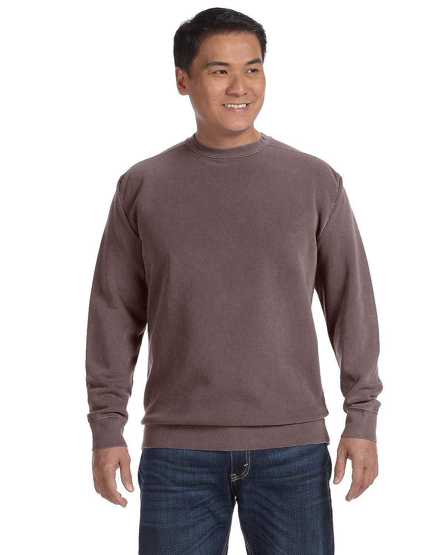 Comfort Colors Men's Pigment-Dyed Crewneck Sweatshirt