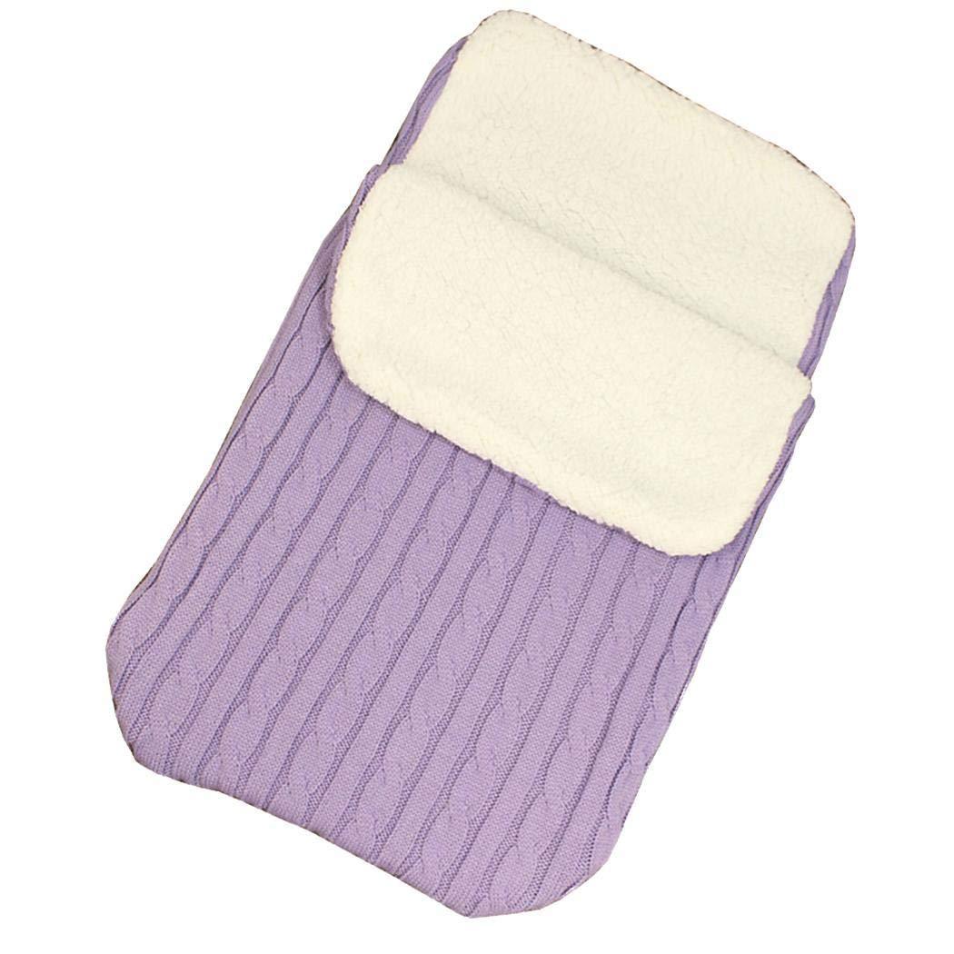 FANEO Infant Baby Swaddle Sleeping Bag Soft Sleep Sack Stroller Wrap Blanket Sleepsacks