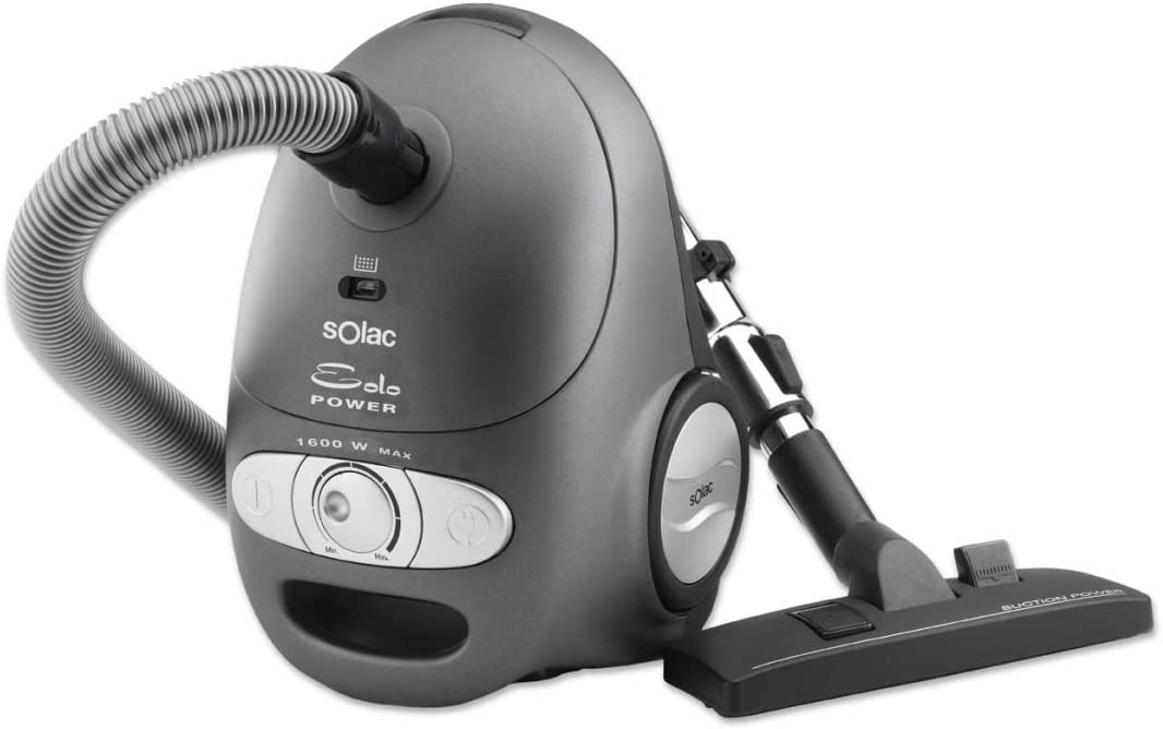 Solac AB 2600 EOLO Power - Aspirador: Amazon.es: Hogar