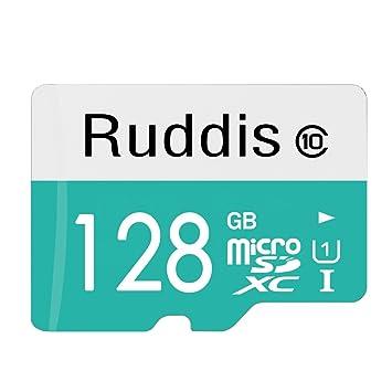 KANEED Tarjeta de Memoria Micro SD, Ruddis de 128 GB de Alta ...