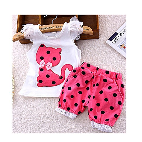 ftsucq-girls-cotton-tank-top-shirt-with-shorts-two-pieces-setsred-90