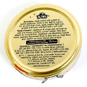 Kiwi Wax Shoe Polish