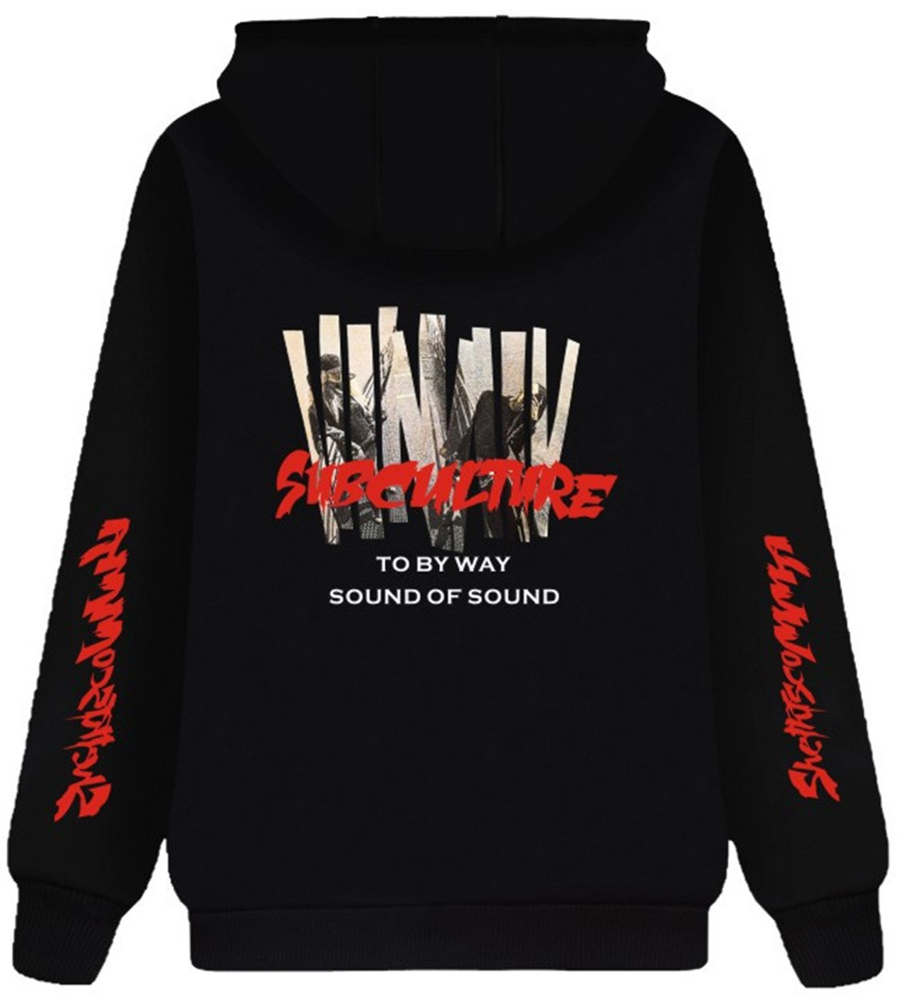 SERAPHY Unisex BTS Jimin Kpop Hoodies Harajuku Sweatshirts Bangtan Boys Offical Jumper Black-97 M